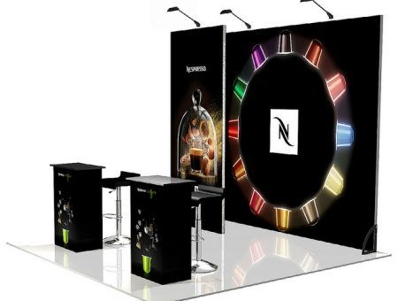 Stand Package 9m²