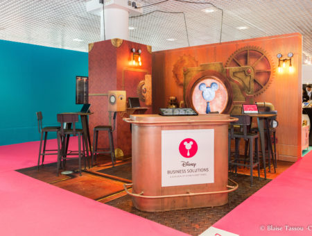 Stand Business Solutions Disney